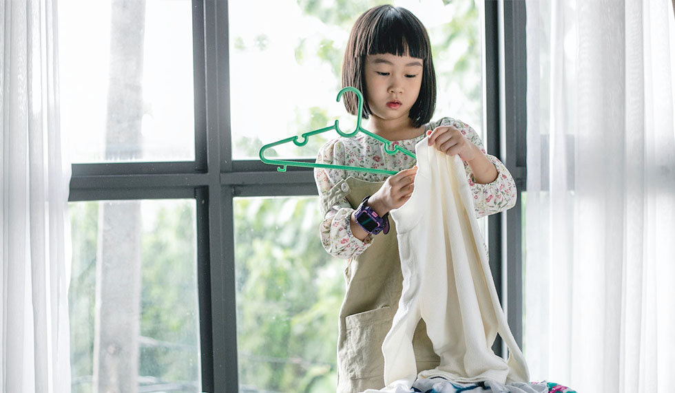 5 Benefits Of Doing Household Chores For A Child