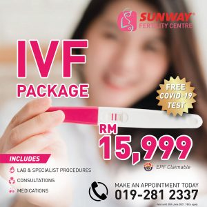 ivf package malaysia 2021