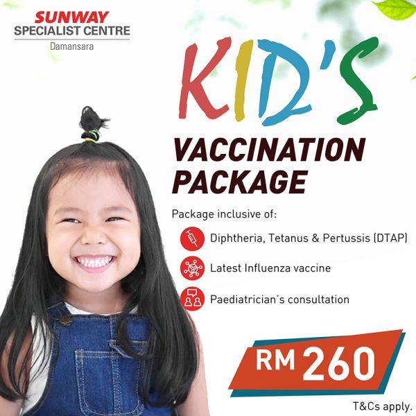 kids vaccination package 260